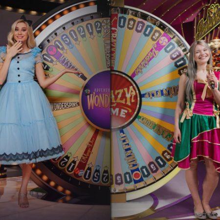 Adventures Beyond Wonderland & Crazy Time Compared