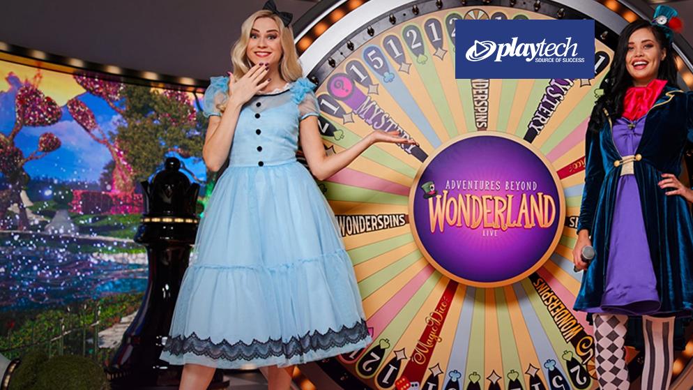 Adventures Beyond Wonderland Rad van Fortuin
