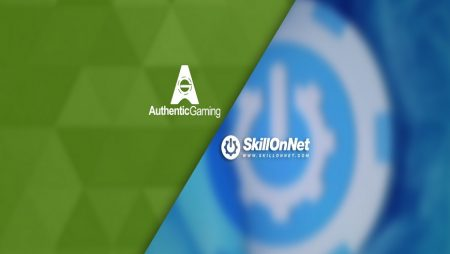 Authentic Gaming's Live Casino Portfolio Is Available at SkillOnNet Brands