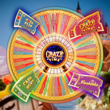 Evolution Crazy Time bonus rondes & beste speelstrategie