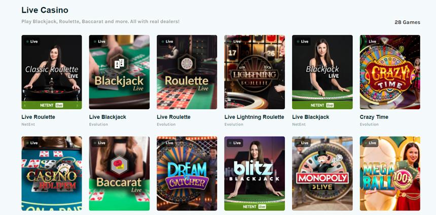 Casino ao Vivo vs Casino Online: Qual é a Diferença?