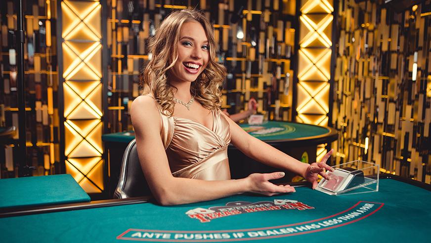 Brief History of Live Dealer Games & Casinos