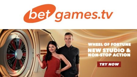 The Wheel of Fortune Reinvented and Greatly Improved by BetGames.TV