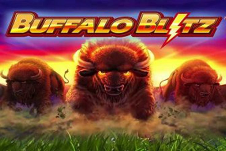Buffalo Blitz Live! Slot machine de casino ao vivo