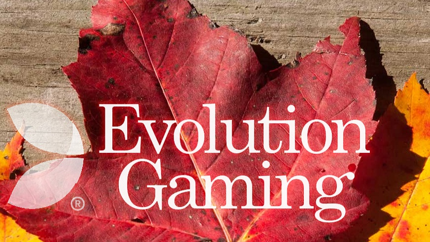 Evolution zet haar expansie in Canada voort met deals met CBN en AGLC