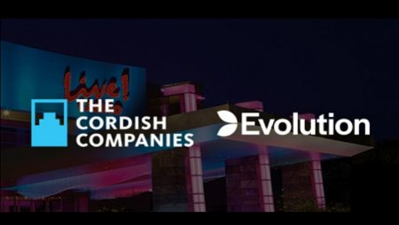 Evolution Partners with the Cordish Gaming Group for Live Casino Launch in Pennsylvania