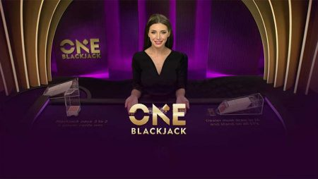 Leer hoe je ONE Blackjack Live moet spelen van Pragmatic Play