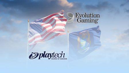 Is de eerste live dealer studio in Michigan van Playtech een klap voor Evolution?