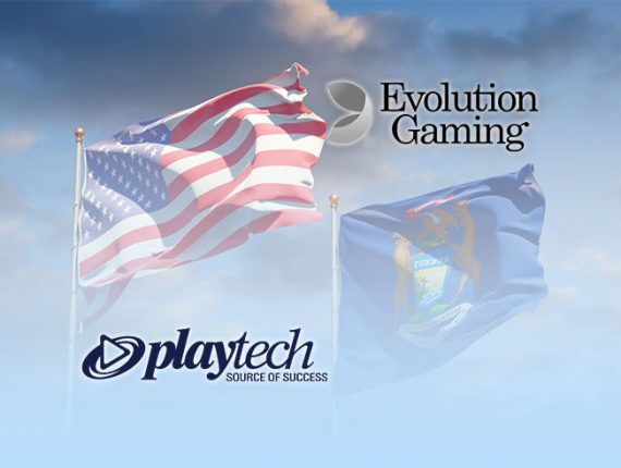 Is de eerste live dealer studio in Michigan van Playtech een klap voor Evolution?