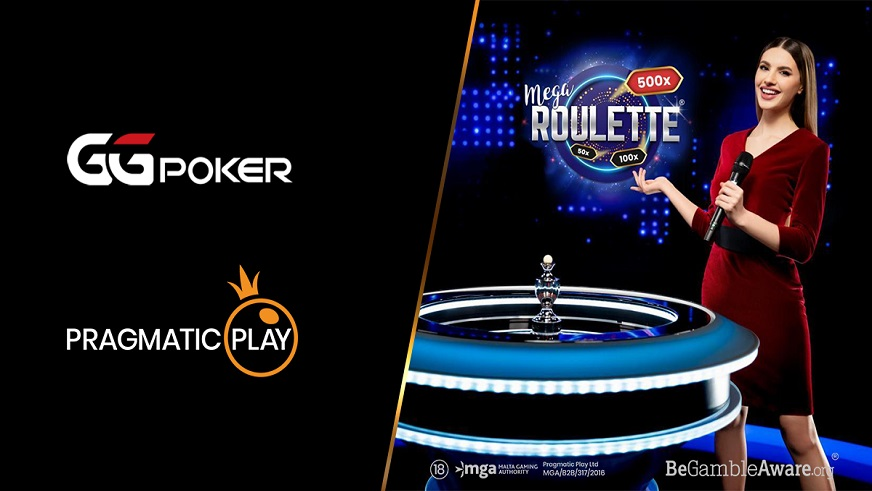 Pragmatic Play Makes a Milestone Live Casino Deal with GGPoker