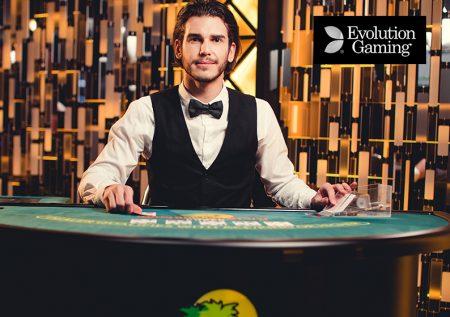 Live Caribbean Stud Poker Evolution