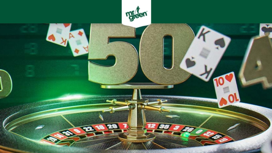 The Ultimate Roulette Battle at Mr Green Is Here!