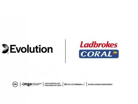 Evolution to Provide Live Casino for Entain's Coral, Ladbrokes and Gala in the UK