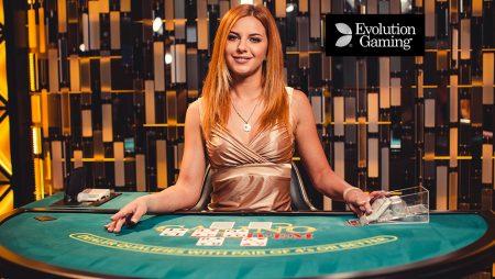 Live Casino Hold'em Evolution