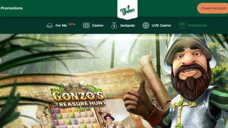Win a Share of €30,000 in Cash Treasures at Mr Green for Playing Live Gonzo's Treasure Hunt