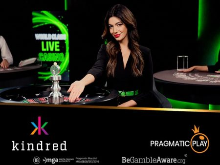 Pragmatic Play Goes Live with Unibet's Dedicated Studio!