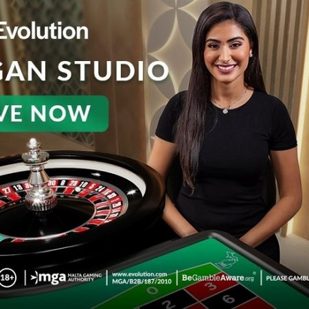 Evolution Has Launched Its Third Live Casino Studio in the US