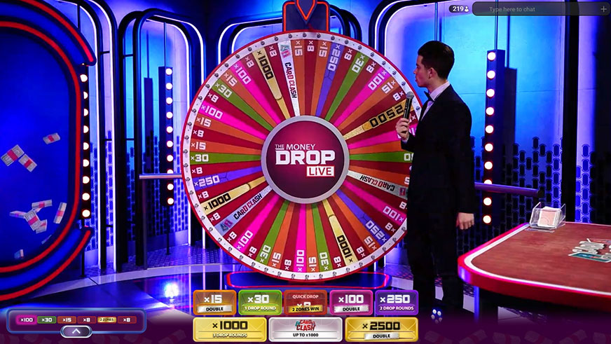 Playtech Money Drop Live Game Show Full Review