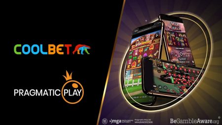 Pragmatic Play Enters a Strategic Partnership with Coolbet to Provide Live Casino and Slots Products