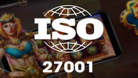 Pragmatic Play heeft haar ISO 27001 certificaat ontvangen