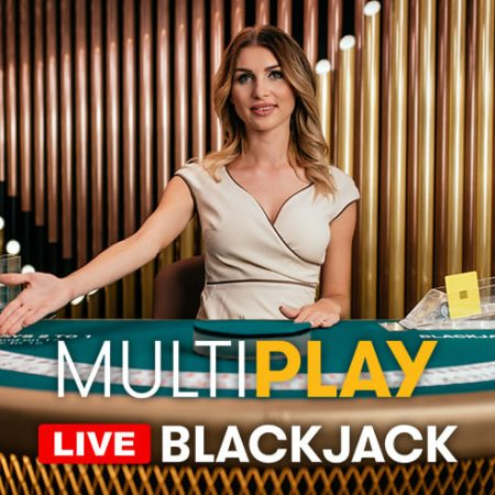 How to Play First MultiPlay Live Blackjack by Authentic Gaming