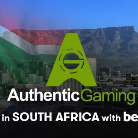 Authentic Gaming Goes Live in South Africa with Betway