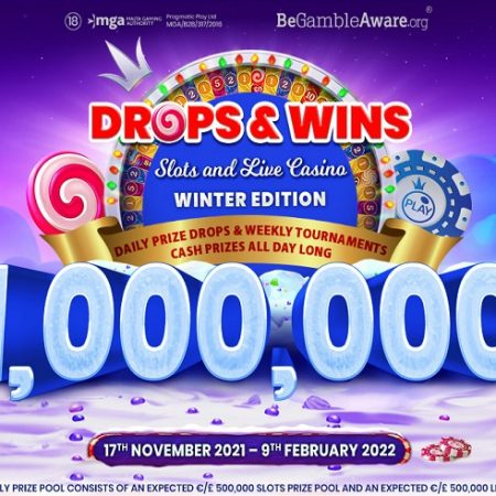 Pragmatic Play Further Extends Its Amazing €1,000,000 Per Month Drops & Wins Promotion